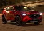 Mazda CX-5 facelift 2022 rood