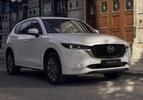 Mazda CX-5 facelift 2022 wit neus