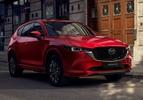 Mazda CX-5 facelift 2022 rood neus