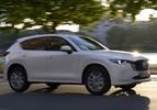 Mazda CX-5 facelift 2022 wit rijdend
