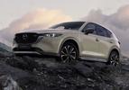 Mazda CX-5 facelift 2022 bruin voor
