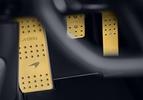 McLaren Speedtail Albert 2021 pedals
