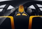 McLaren Speedtail Albert 2021 interieur