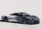 McLaren Speedtail Albert 2021 front