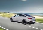 Mercedes-Benz EQE 2022 zijkant