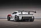 Porsche Mission R concept 2021 achterkant