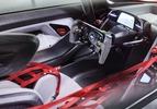 Porsche Mission R concept 2021 interieur