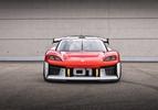 Porsche Mission R concept 2021 voorkant