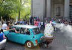 Mini parade Brussel 2019