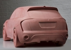 Eterniti Artemis Clay Model