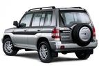 Vergeten Auto Mitsubishi Pajero Pinin 006