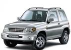 Vergeten Auto Mitsubishi Pajero Pinin 007