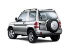 Vergeten Auto Mitsubishi Pajero Pinin 008