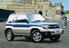 Vergeten Auto Mitsubishi Pajero Pinin 009