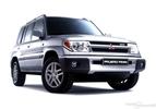 Vergeten Auto Mitsubishi Pajero Pinin 010