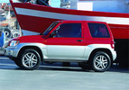 Vergeten Auto Mitsubishi Pajero Pinin 014