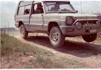 Vergeten Auto Matra Rancho 006
