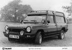 Vergeten Auto Matra Rancho 008