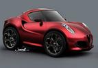 Alfa Romeo-4C Concept