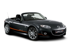 Mazda MX-5 '55 Le Mans' Limited Edition Black Color
