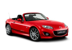 Mazda MX-5 '55 Le Mans' Limited Edition Red Color
