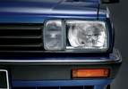 Volkswagen-Santana-headlight
