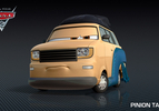 Cars-2-character-personage-Pinion Tanaka