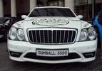 Gumball 3000 Rally- 2011-15