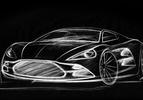 HBH aston martin supercar drawing 3