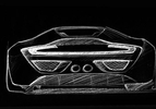 HBH aston martin supercar drawing 5