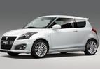 Suzuki Swift Sport 2012