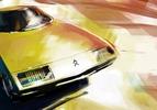 Citroen Camargue by Bertone 2d automotive sport car citroen picture image digital art