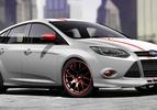 Ford Focus 3D Carbon Sema Show 001