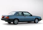 Vergeten auto Volvo 780 Bertone 2