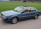 Vergeten auto Volvo 780 Bertone 5