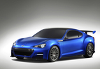 Subaru BRZ Concept STi for Los Angeles (1)