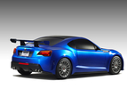 Subaru BRZ Concept STi for Los Angeles (11)