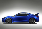 Subaru BRZ Concept STi for Los Angeles (2)