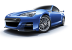 Subaru BRZ Concept STi for Los Angeles (7)