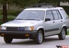 Vergeten Auto Toyota Tercel (2)
