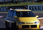 Vergeten auto Renault Espace F1 009