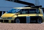 Vergeten auto Renault Espace F1 013