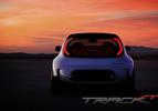 Kia Trackster Concept 1st photo