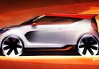 Kia Trackster Concept sketch