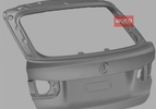 BMW 3 Touring F31 trunk 003