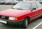 Vergeten auto Audi 80 008