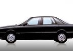 Vergeten auto Audi 90 003