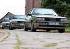 Vergeten auto Audi 90 006