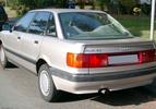 Vergeten auto Audi 90 007