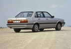 Vergeten auto Audi 90 1987 011